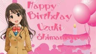 Uzuki Shimamura  - (THE iDOLM@STER: Cinderella Girls) - Idolm@aster Cinderella Girls AMV - Uzuki Shimamura S(mile)ING