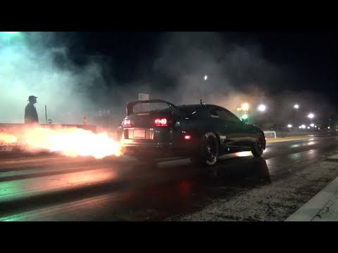 CRAZY FLAMES - Best Of Cars Shooting Fire!