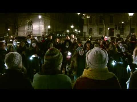 Vigil in London calling for action at Lima