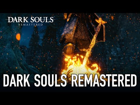 Dark Souls: Remastered  – Announcement Trailer