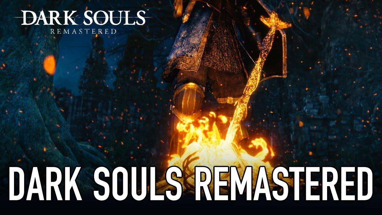 Trailer di Dark Souls: Remastered