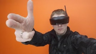 Очки дополненной реальности или полноценное FPV? ... Тестируем очки GLAXXES G619