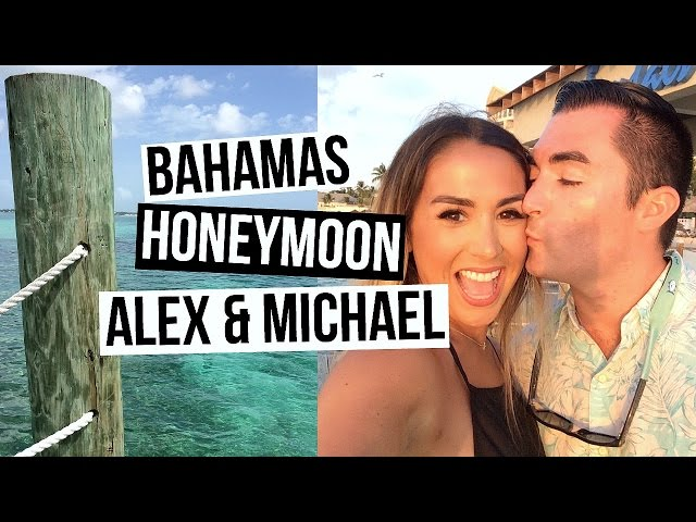 Bahamas Honeymoon | Snorkeling & Exploring Nassau | ALEX AND MICHAEL