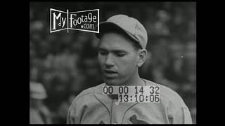 1934 World Series Highlights