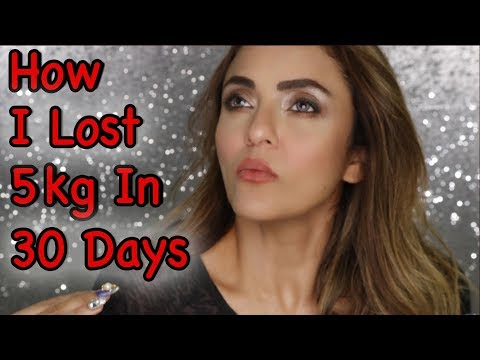 5kg Weight Loss in 30 Days? Nadia Khan Diet Plan For Lose Weight Fast