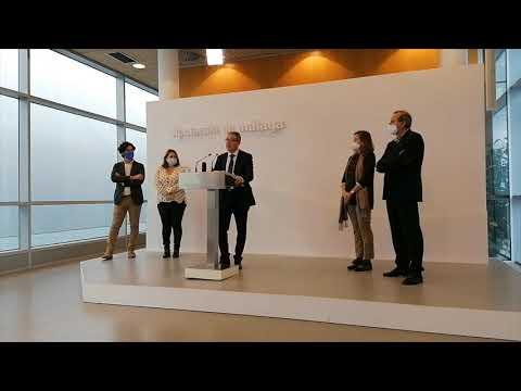 La Diputación reconoce la labor de la Asociación Madre Coraje con el Premio de Solidaridad Internacional y Derechos Humanos