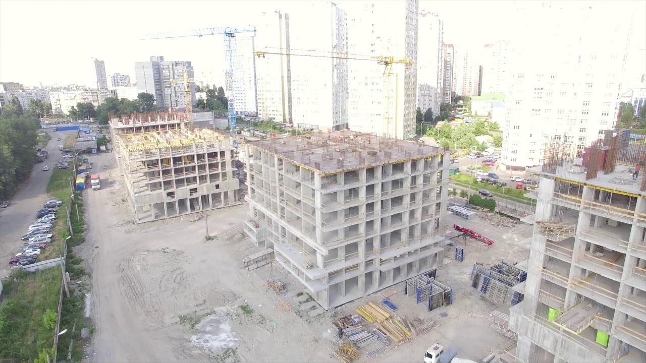 Новопечерська вежа - Липень 2019