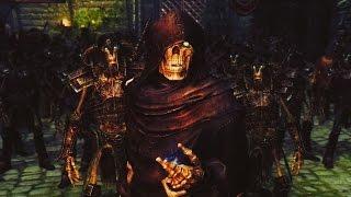 "   The Elder Scrolls Skyrim: Special Edition    ""Игра за Некроманта"" Моды"