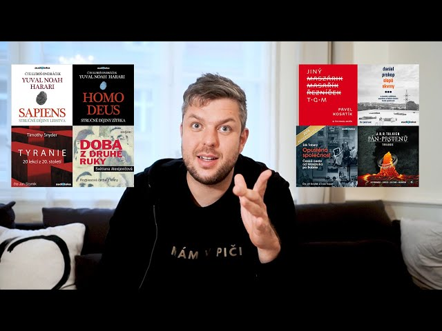 8 mých nejoblíbenějších knih o politice a lidské společnosti + DÁREK