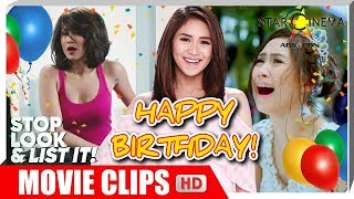 Happy Birthday, Pop Star Royalty, Sarah G! | Stop, Look, And List It!