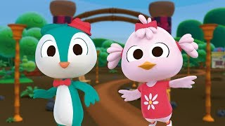 Dicen Que - Las Canciones del Zoo 2 | El Reino Infantil