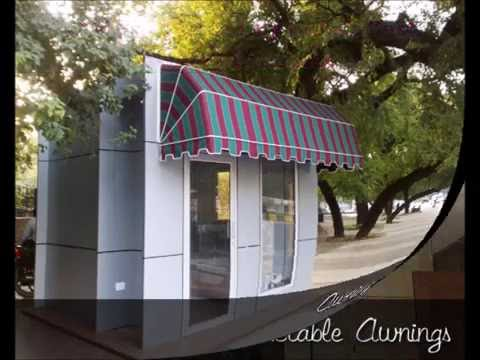 Specialized In Awnings, Retractable, Extendable, Collapsible, Rollup, Foldable, Folding Awning Delhi