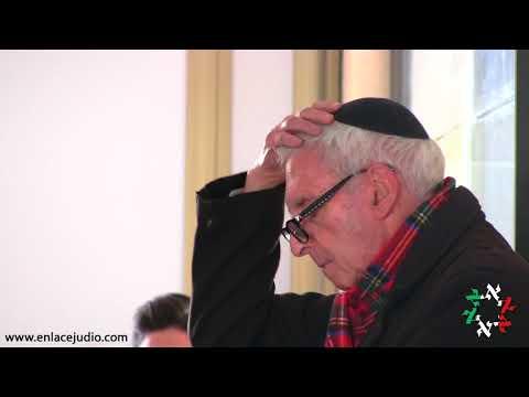 Luis Opatowski Goldberg, Sobreviviente del Holocausto, en la Universidad Anáhuac