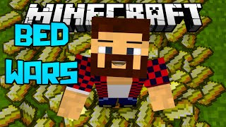 САМАЯ БОГАТАЯ КОМАНДА - Minecraft Bed Wars (Mini-Game)