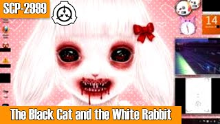 SCP-2999 The Black Cat and the White Rabbit | euclid | Pitch Haven SCP