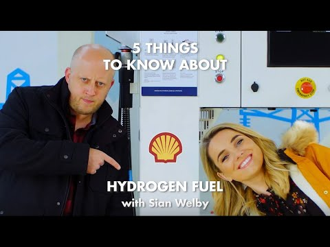 5 things to know about hydrogen fuel