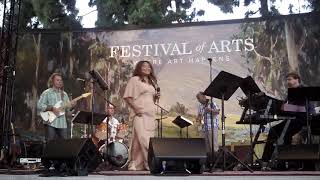 Melanie Taylor Astrud Live at the Festival Of Arts