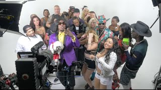 "Behind The Scenes of Trinidad James ""Palm Trees"""