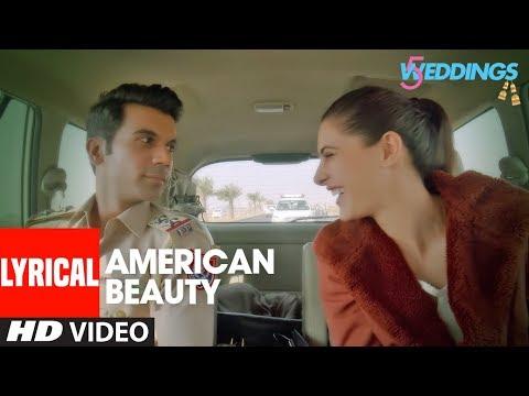 American Beauty| 5 Weddings | Nargis, Rajkummar