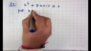 Quadratic Equations 2