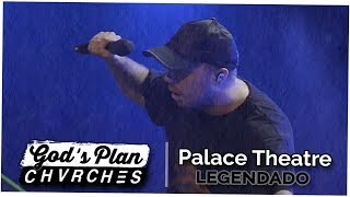 CHVRCHES - God's Plan (Palace Theatre, The Current) | LEGENDADO