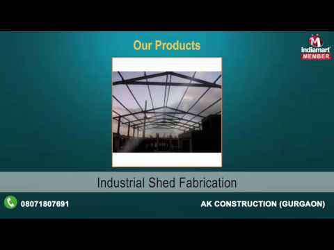 industrial & commerical building CONTRACTOR and Industrial