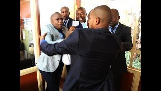 What really transpired in Babu Owino vs Jaguar fight