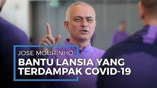 Jose Mourinho Ikut Andil Dalam Bantu Lansia yang Terdampak Virus Corona