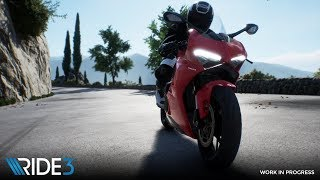 GSX-R1000 on RIDE 3 PC Gameplay