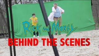 Rick and Morty Behind the Scenes
