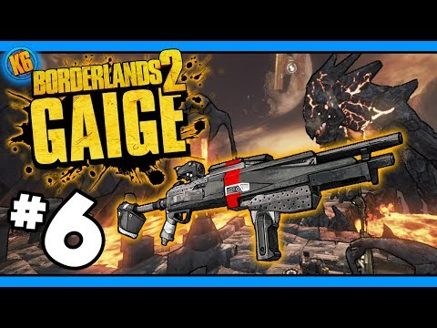CAPTAIN DONKFACE? - Road to Ultimate Gaige - Day #6 [Borderlands 2]