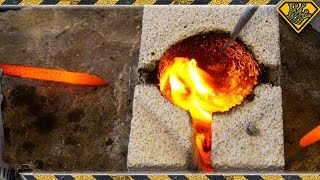 Melting Marbles With Electricity - Video Youtube