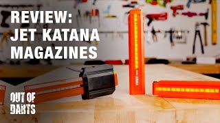 REVIEW: Katana Mags (short dart magazines)