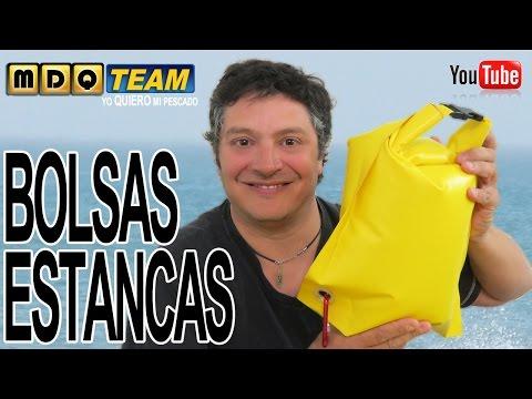 Como hacer bolsas estancas para kayak