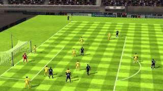 FIFA 14 iPhone/iPad - larage972 vs. A. Makhatchkala