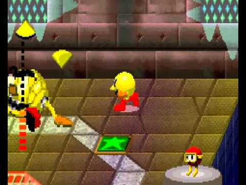 pac man world gba review