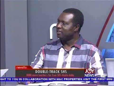Double-Track SHS - Newsfile on JoyNews (28-7-18)