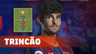 FRANCISCO TRINCÃO | MY TOP 4 (LEGENDS)