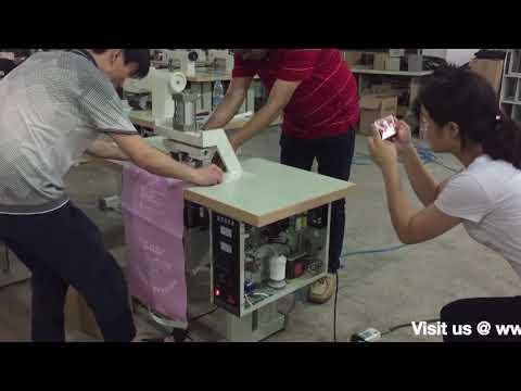 Ultrasonic Handle Spot Welding Machine