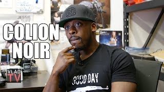 "Colion Noir on Owning Over 50 Guns, Has a ""Gun Studio"" in His Home (Part 2)"