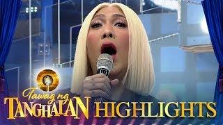 Vice Speaks In British Accent   Tawag Ng Tanghalan