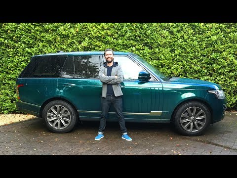 NEW CAR! Range Rover Autobiography - The £100k SUV | MrJWW