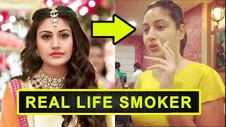 Top 14 Indian TV Actresses Who Are Smoker In Real Life