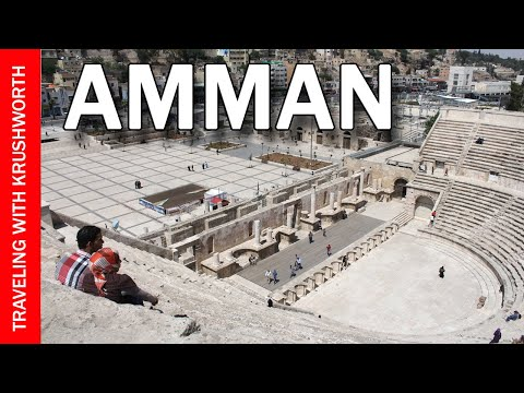 Video Amman travel guide (tourism) | Things to do in Jordan