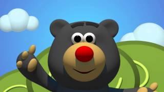 Pjesma o Medi (Bear Song) - (2015) - Popular Song for Children
