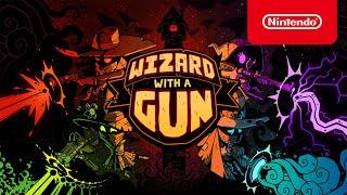 Nintendo Wizard with a Gun - Announcement Trailer - Nintendo Switch anuncio