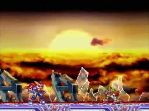 Mega Man ZX Advent Nintendo DS