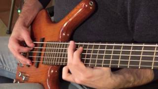 Tool   Forty Six & 2 BASS COVER By Matteo Tacca