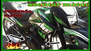 Como Asentar Los Motores De La DM200 // CarlosDM200