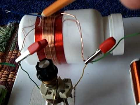 Wave Trap filter for crystal radio